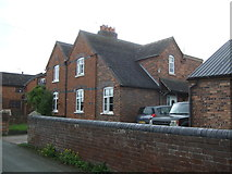 SJ8814 : Houses on Lapley Road, Bickford by JThomas