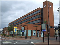 SJ9223 : Council Offices, Stafford by JThomas