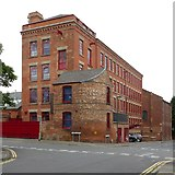 SK5640 : Provident Works (The Student Lodge), Gamble Street, Nottingham by Alan Murray-Rust