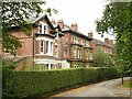 SK5640 : Houses on Waterloo Crescent by Alan Murray-Rust