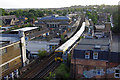 TQ3476 : Peckham Rye Station by Ian Taylor