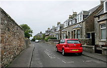 NO5603 : Shore Road, Anstruther by Richard Sutcliffe
