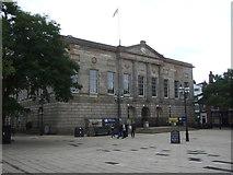 SJ9223 : Former Shire Hall, Stafford by JThomas