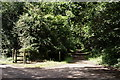 SU5011 : Tanhouse Lane by Peter Trimming