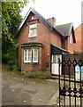 SK5740 : Nottingham Arboretum lodge, North Sherwood Street by Alan Murray-Rust