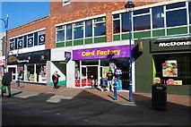 SZ6299 : High Street, Gosport (28) by Barry Shimmon