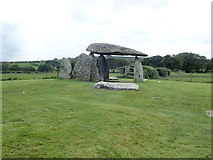 SN0937 : Pentre Ifan burial chamber by Eirian Evans