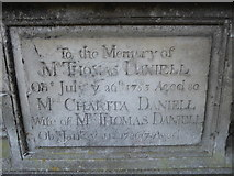 TQ1068 : St Mary, Sunbury-on-Thames: churchyard (h) by Basher Eyre