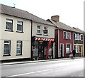 ST1598 : M H Barbering in Gilfach by Jaggery