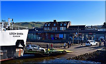 NS2059 : Largs Ferry Terminal, North Ayrshire by Mark S