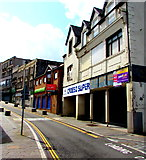 ST1599 : Desolation in High Street, Bargoed by Jaggery