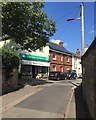 SX9073 : Supply Stores, Fore Street, Bishopsteignton by Robin Stott