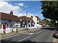 TQ4493 : High Road, Chigwell by Malc McDonald