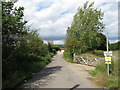 TQ4494 : Driveway near Chigwell by Malc McDonald