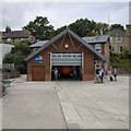 ST4777 : Portishead Lifeboat Station by Rossographer