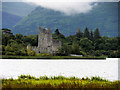 V9488 : Lough Leane, Ross Bay and Castle by David Dixon