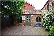 TG0738 : Six Appleyard Hair Salon, Unit 6 Appleyard, Holt, Norfolk by P L Chadwick