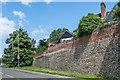 TQ1656 :  Wall, Gimrack Hill by Ian Capper