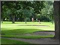 NY9364 : Tynedale Golf Club by Oliver Dixon