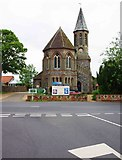 TG0738 : Holt Methodist Church, 1 Norwich Road, Holt, Norfolk by P L Chadwick