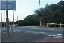 TA0440 : Roundabout on Swinemoor Lane, Beverley by David Howard