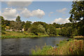 NJ9309 : River Don, Aberdeen by Andrew Tryon