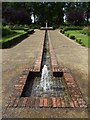 SP0789 : Water feature, Aston Hall by Philip Halling