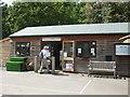 ST6092 : The community shop by Neil Owen