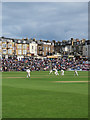 TA0389 : Scarborough: County Cricket at North Marine Road by John Sutton