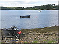 NM9335 : Loch Etive shore near Achnacreebeag by M J Richardson