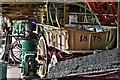 SZ4186 : Calbourne Mill: Cart by Michael Garlick