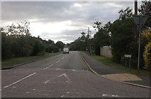 TL2970 : Glebe Road, Hemingford Grey by David Howard