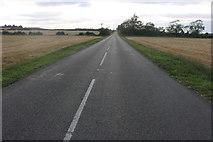 TL2556 : Gransden Road, Abbotsley by David Howard
