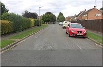 TL2472 : Claytons Way, Huntingdon by David Howard