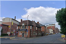 SK5803 : The Swan and Rushes, Leicester by Tim Heaton