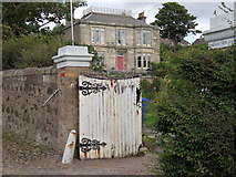 NO4202 : Cardy House, Lower Largo by Andrew Curtis