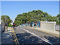 TL4657 : Mill Road Bridge reopened by John Sutton