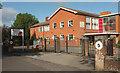 SU8446 : Farnham College by Derek Harper
