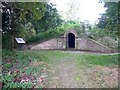 SE8675 : The old Ice House, Scampston Park by Oliver Dixon