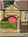SK5360 : Heath's Almshouses, Nottingham Road, Mansfield by Alan Murray-Rust