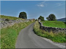 SK1679 : Tophole Road at Greendale by Neil Theasby