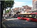 SP1296 : Sutton Lower Parade 1 by Martin Richard Phelan
