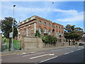 TQ3205 : Former electricity substation, Hollingdean Road, Brighton by Malc McDonald