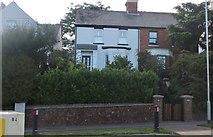 TL2248 : Houses on Biggleswade Road, Potton by David Howard
