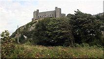 SH5831 : Harlech Castle by habiloid