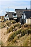 TQ9618 : The Beach Houses, Camber Sands by Oast House Archive