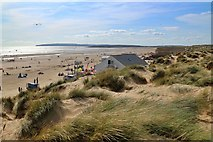TQ9618 : Dunes at Camber Sands by Oast House Archive