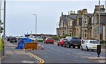 NS3230 : St. Meddans Street, Troon, South Ayrshire by Mark S