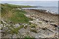 ND4294 : Coast near The Howe by Bill Boaden
