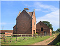 SO8632 : Dovecote at Southfield House by Des Blenkinsopp